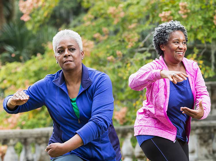 Secrets to enjoying a healthy retirement